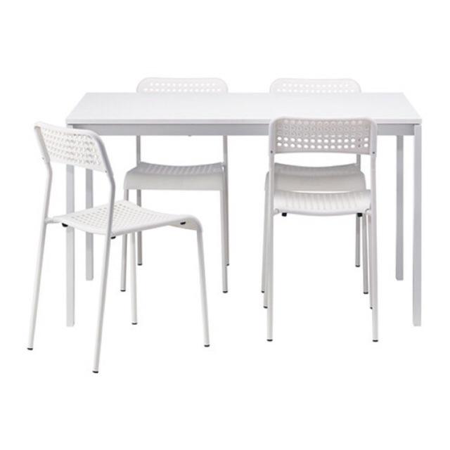 Meja Makan Ikea Desainrumahid Com