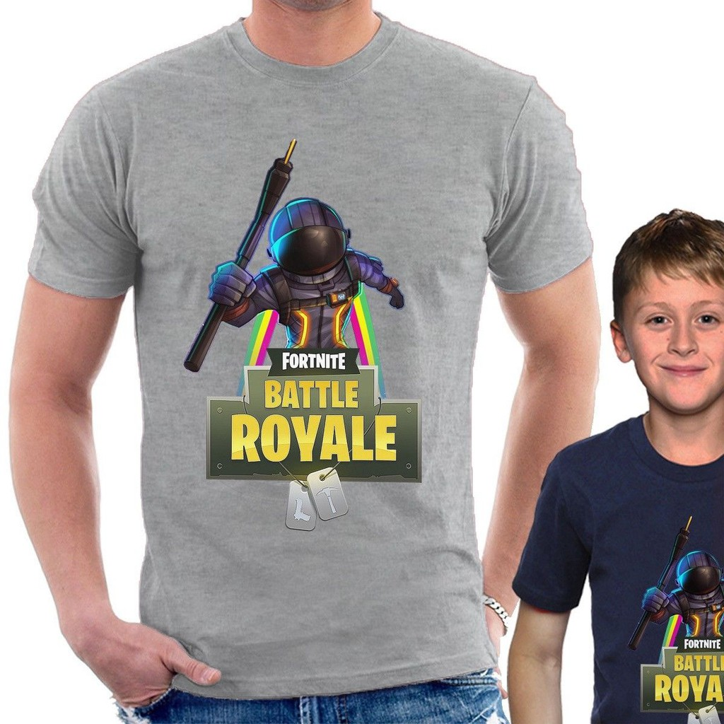 a08882f4 Fortnite Raven Battle Royale Victory Adult Tee G24 Men's T-Shirt Christmas  Gift | Shopee Singapore