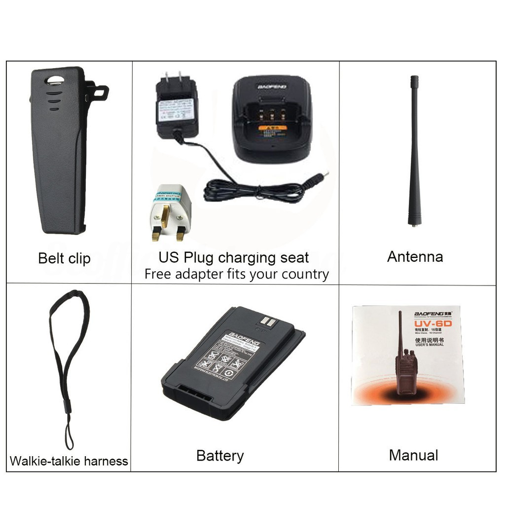 Uniden Walkie Talkie 2-Way Radios GMR3500-2CK (Up to 35Km*/