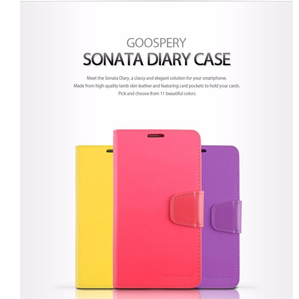 Mercury Iphone 7 Plus Milano Diary Case Shopee Singapore Goospery 8 Pink