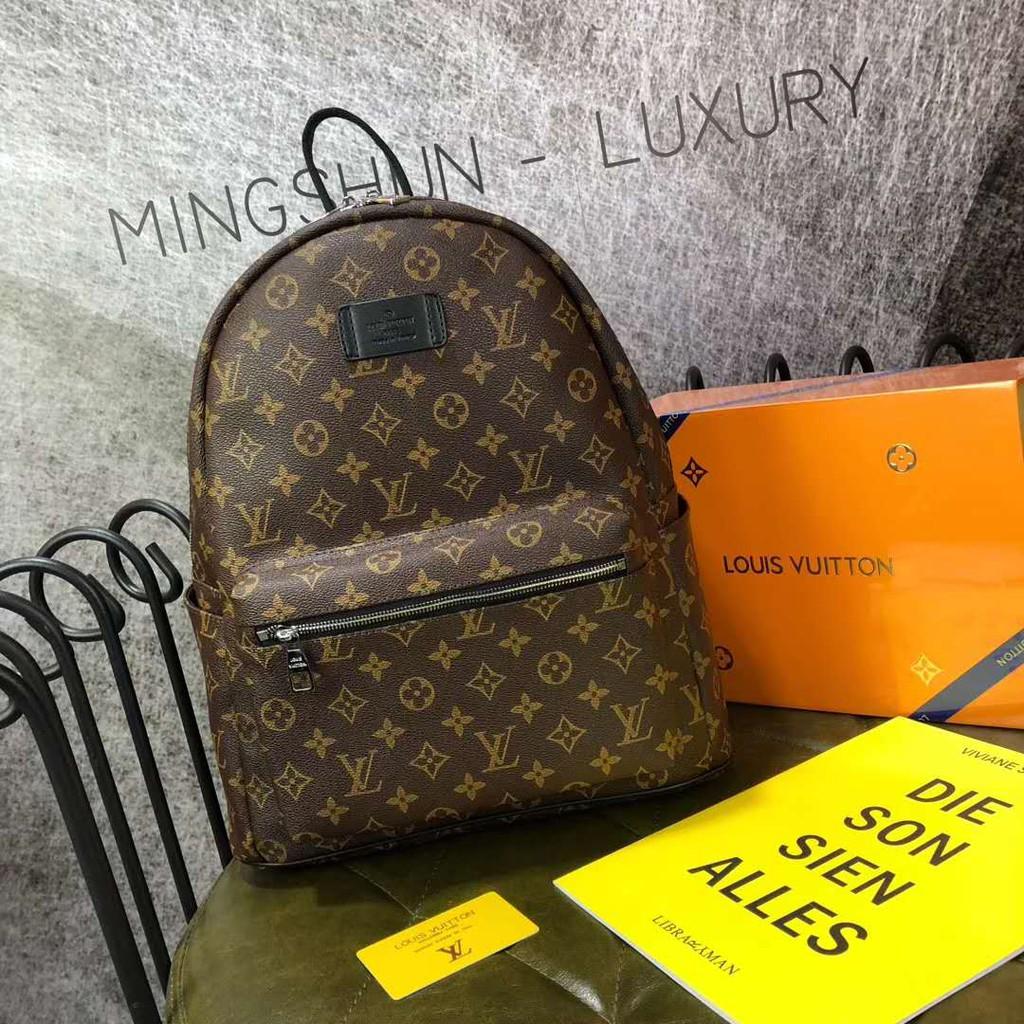 49fd632a8b2 (Spot) Louis Vuitton bag LV men's backpack
