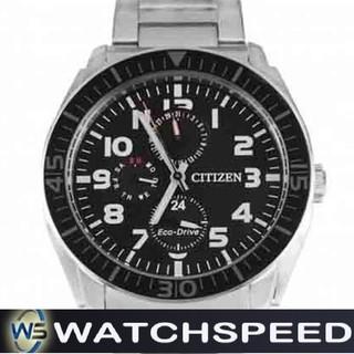 Citizen Eco-Drive AP4010-54E AP4010-54 Men's Solar Silver