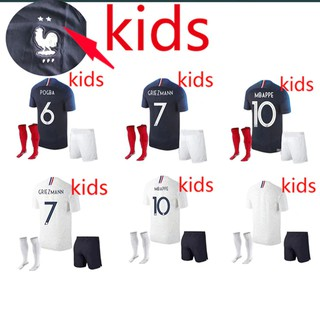 sale retailer 8cb1e 721de Halos 2 stars boy child kids kit 2019 Franceing Soccer ...