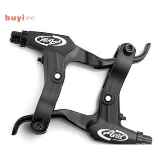 1Pair Aluminum Alloy BMX Brake MTB Mountain Reach Bike Brake Lever NEW❤