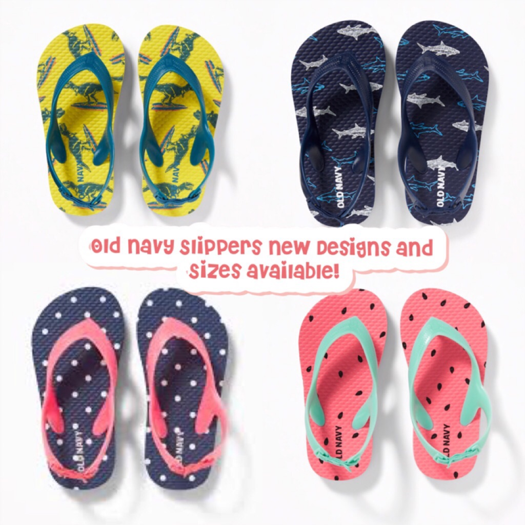 87aa86efb3a6 New Designs added  Brand New Old Navy GAP baby toddler kids slippers ...