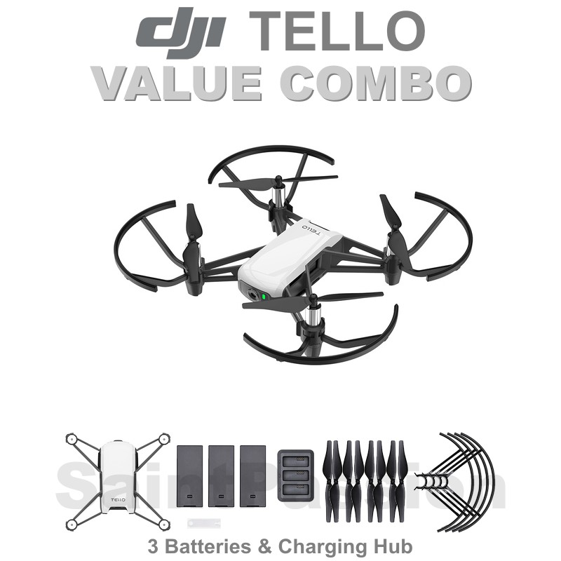 DJI Tello Value Combo