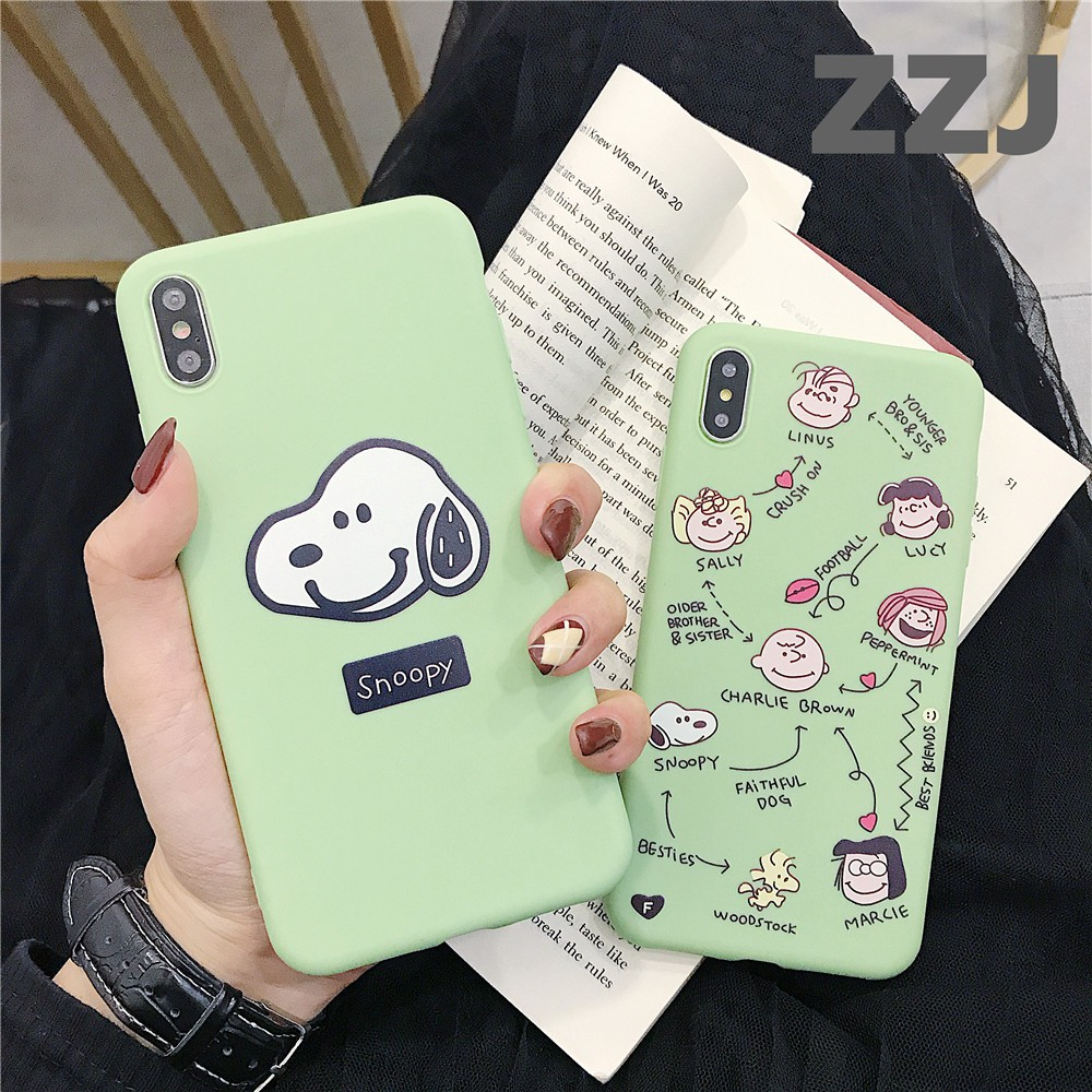 🌶️vivo X23 X20 Y97 Y71 Y55 Cartoon Dog Soft Case