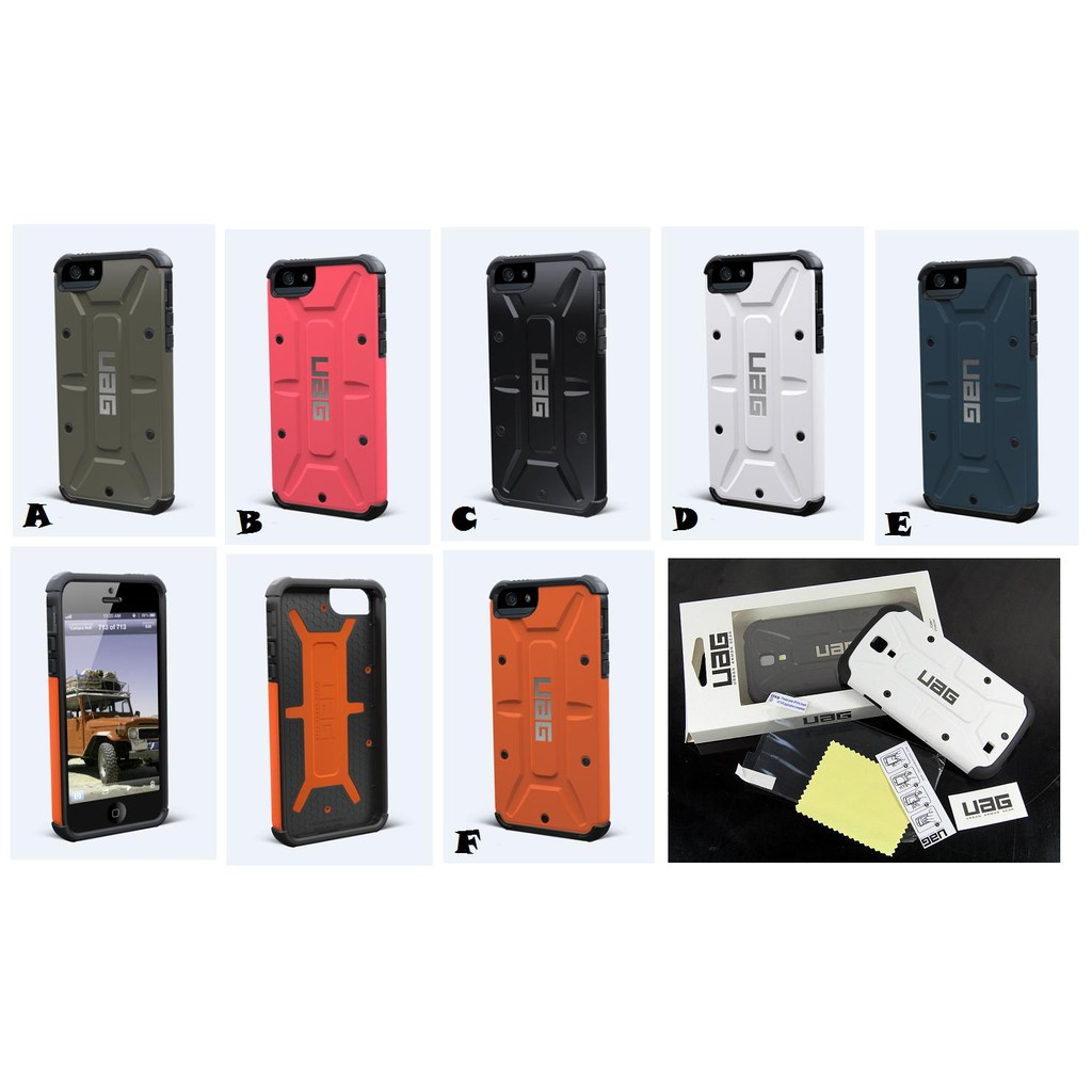 cover uag iphone 5s