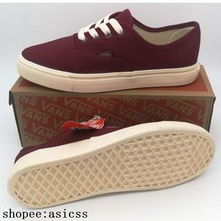 Vans Black Bone For Men S And Ladies Size Shoes 8810 311 Shopee