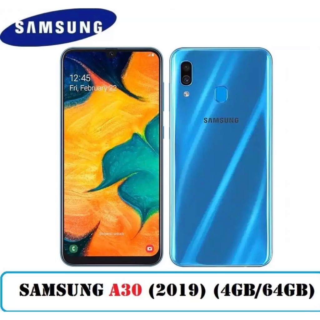 Samsung Galaxy A30 (4GB/64GB)