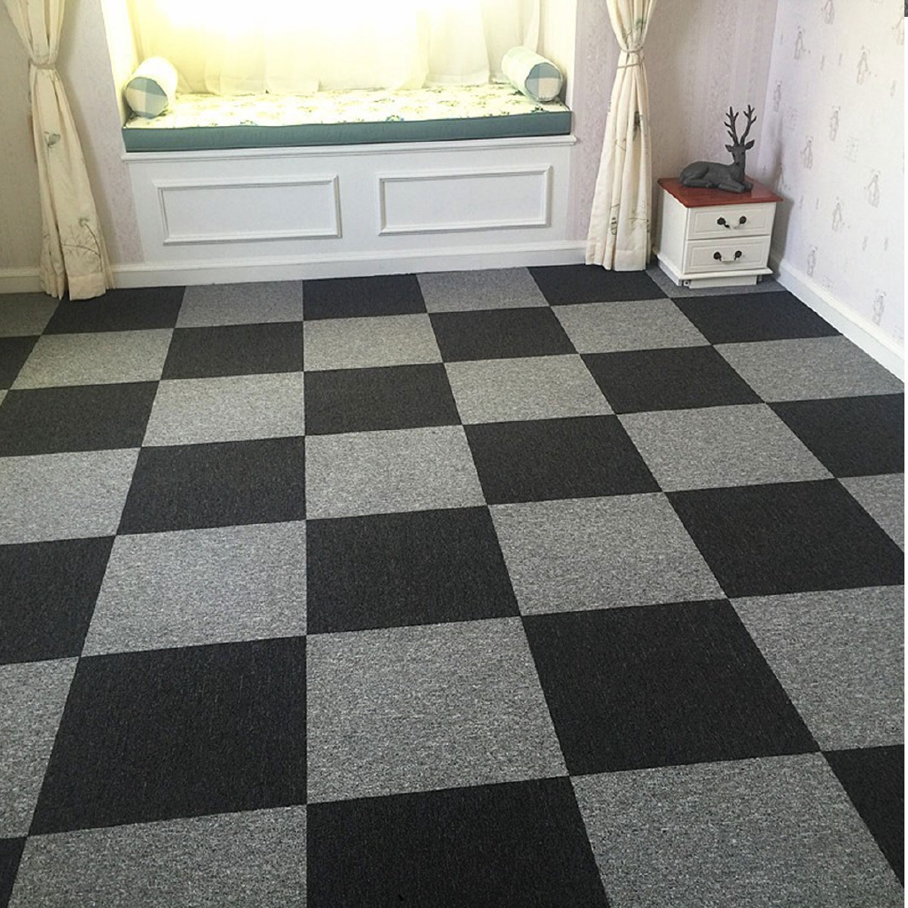 Carpet Tile Floor Matsquares L And