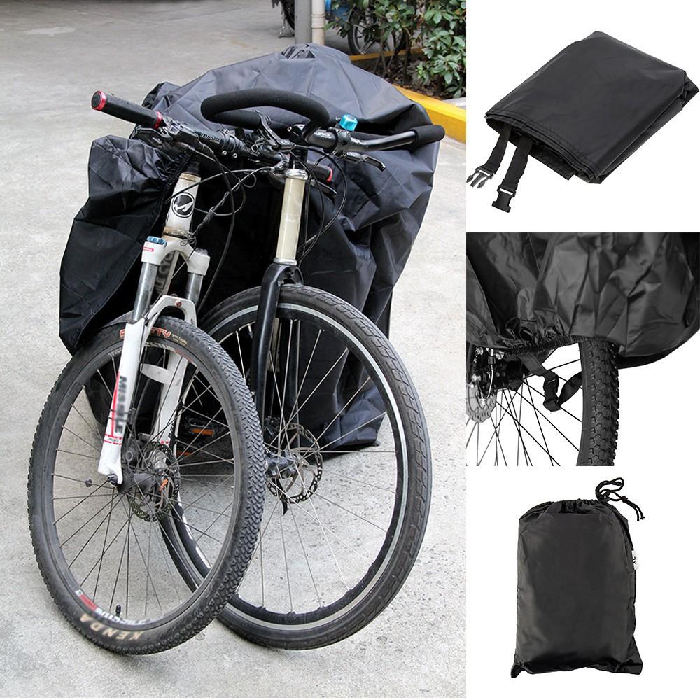 Waterproof Bicycle Protection Cover Rain Weather Snow Bike Cycle UK 100 x 200cm