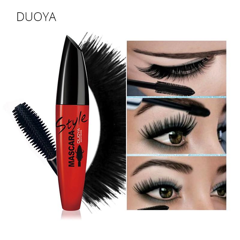 128cb579855 SUIKONE 2 pcs/set Mascara Waterproof Long Lasting Black Eyelash Beauty  Cosmetics   Shopee Singapore