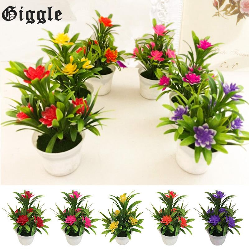 Artificial Flowers Plant Outdoor, Artificial Flowers Outdoor Use