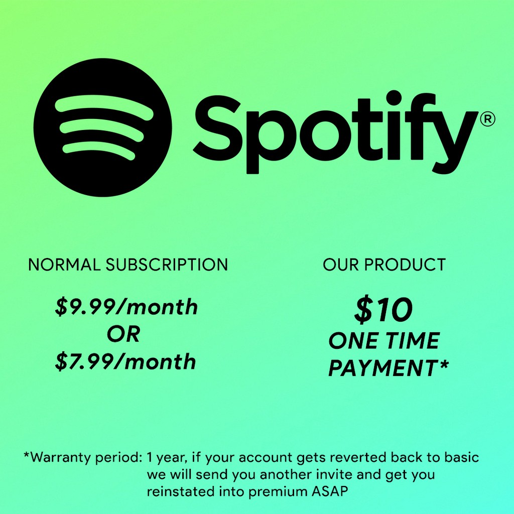 Able Spotify Premium 1 Month fast Delivery With Warranty Other Formats
