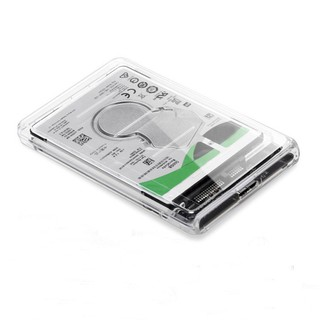 2.5Inch USB 3.0 SATA3 5gbps Hard Drive Enclosure Caddy Case For External HDD//SSD