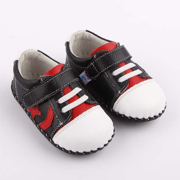Freycoo - Red Connor Infant Shoes