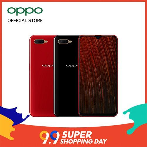 OPPO AX5s Smartphone | 4230mAh Battery | 4 GB +64GB | Dual Sim |2 Years  Warranty