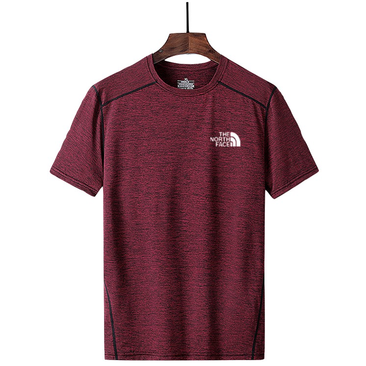 83706a4c58708 The North Face short-sleeved T-shirt Men's Ice silk quick-drying top