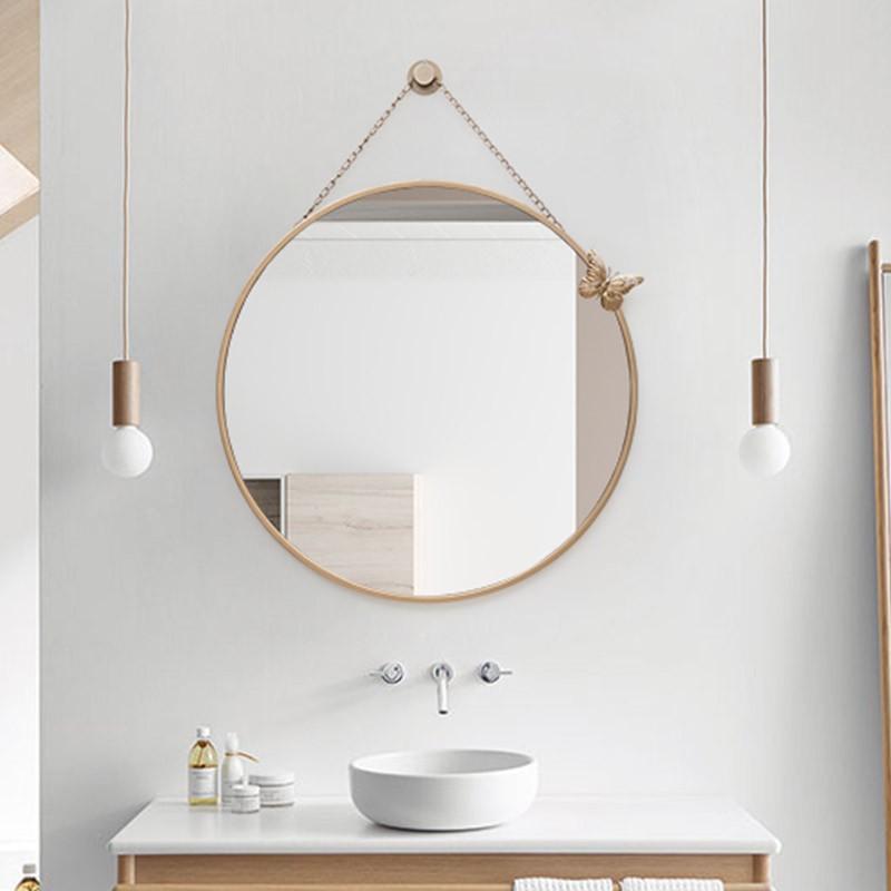 Round Bathroom Mirror Singapore Image