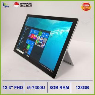 MICROSOFT Surface Pro 5 (i5-7/8GB/128GB)[Premium Preowned