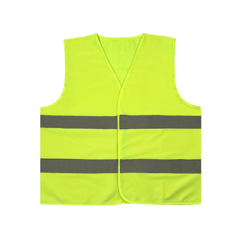 Sweet-Tempered Breathable Mesh Reflective Vest High Visibility Safety Cycling Safety Vest Man Lightweight Bike Vest Back To Search Resultshome