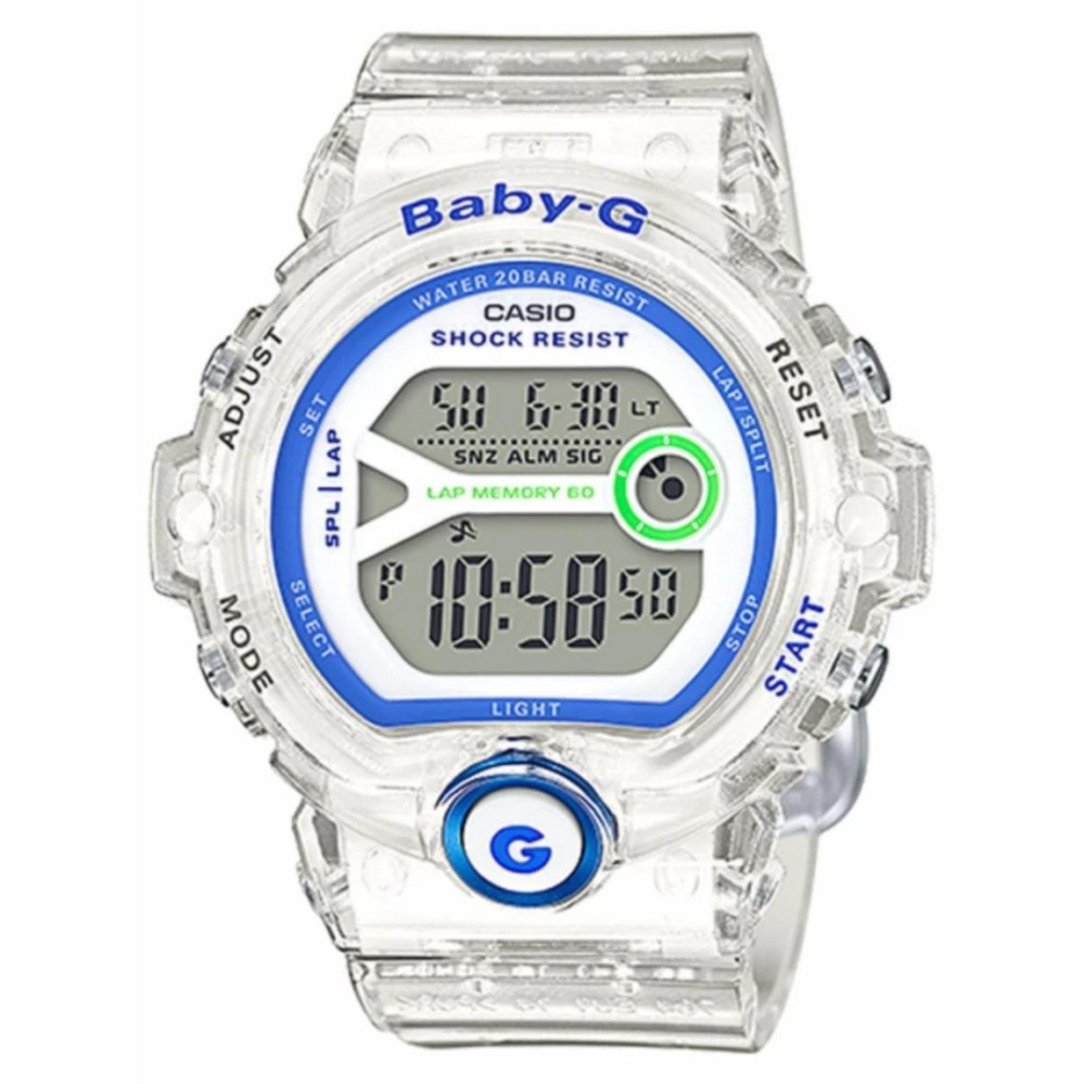 Casio Baby G Bga 180 9b Shopee Singapore 2b