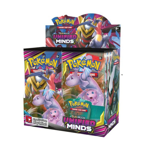 All 5 Designs Pokemon TCG Brand New And Sealed Sun /& Moon 5 Booster Packs