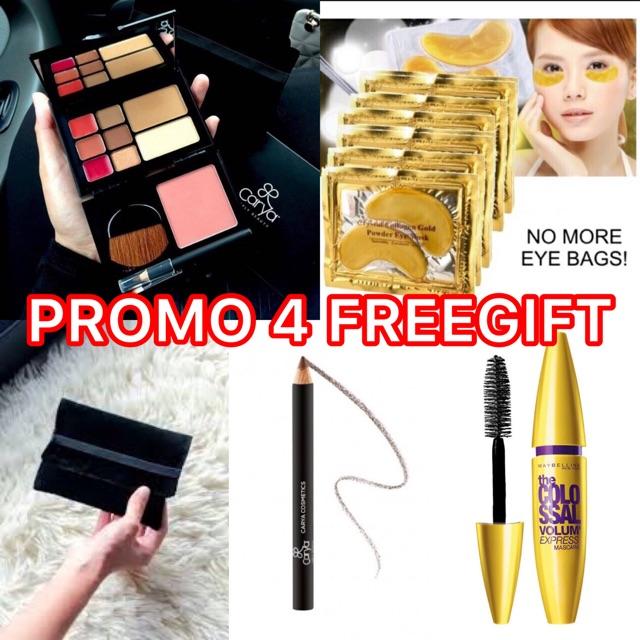 Readystock Carya Cosmetic Makeup Kit