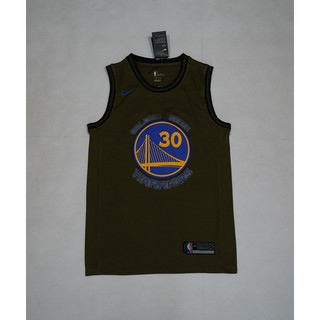 finest selection ab808 d9224 NBA Jersey New Material Sports Vest Sports Top Warriors ...