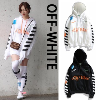 uk availability cad92 2bcce lulu Off white Join Nike hooded World cup sweater