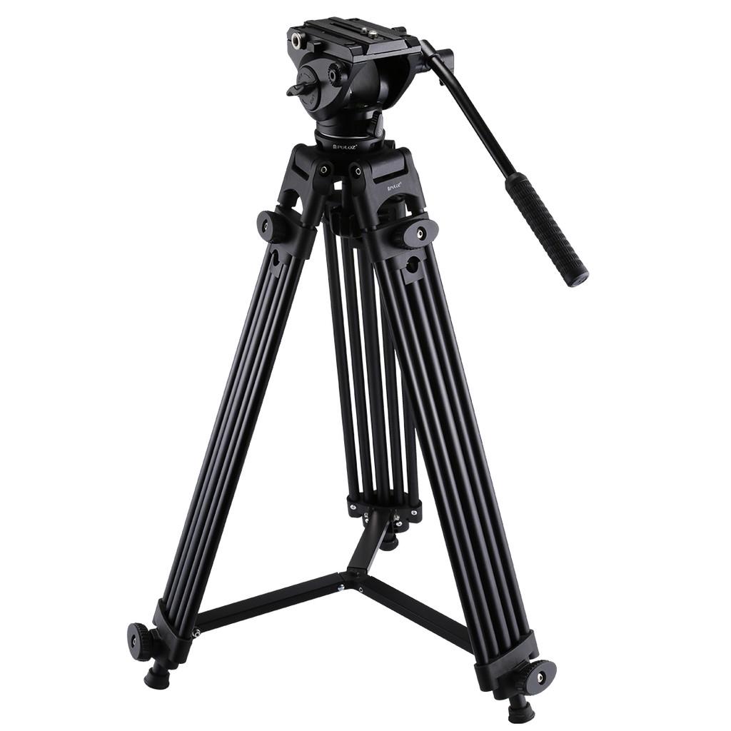 E-IMAGE GA230 Alloy aluminum 12kg bear Camera tripod with GH03F Fluid head | Shopee Singapore
