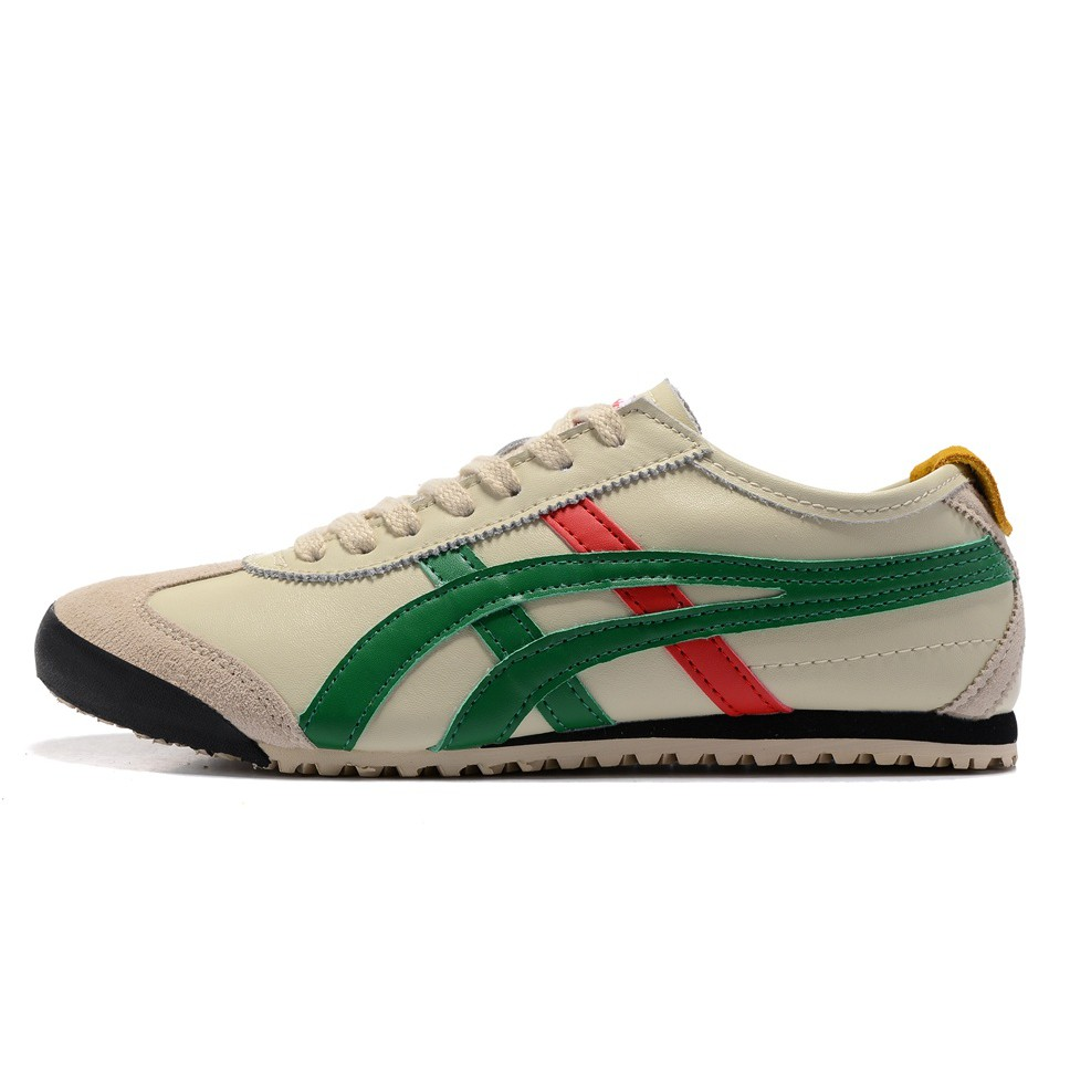 new concept 7b73f f3b38 ONITSUKA TIGER Gel Mid Runner Classics leather Shoes Men Women Sneakers  Sports