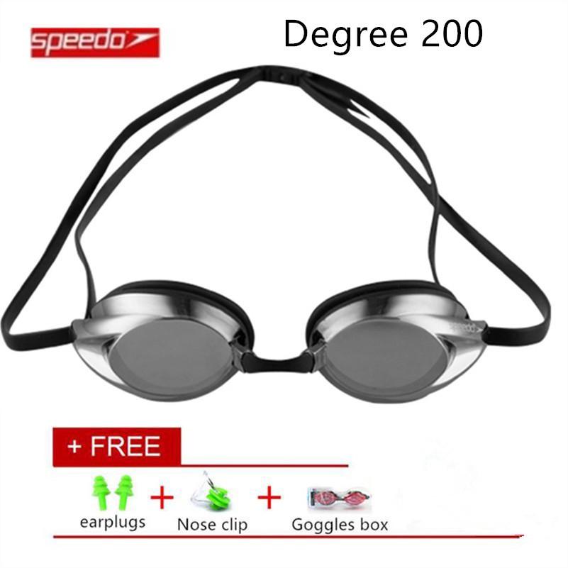 8dcc3192fb9e Speedo Multi Optical Myopia Degree 200 Speedo Waterproof Swimming Goggles