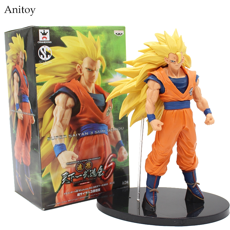 Toys & Hobbies Radient Dragon Ball Z Super Saiyan 4 Goku Vegeta Gogeta Pvc Action Figure Dragonball Dbz Model Toys Dolls 20cm Durable Modeling