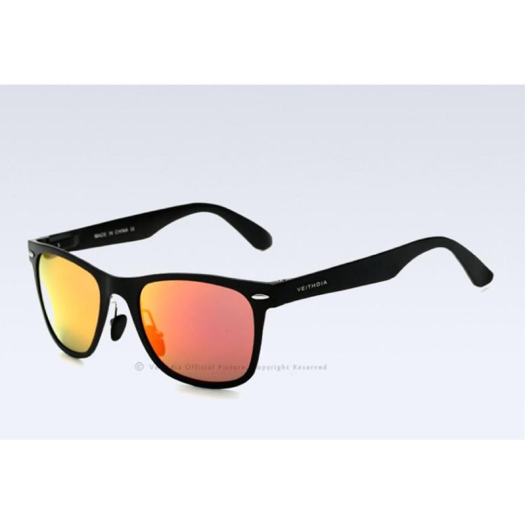 d0616a07f23bf Original Veithdia Sunglasses - Unisex Model 001