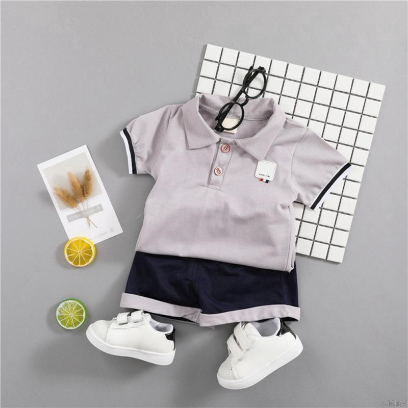 0-4Years,SO-buts Toddler Baby Boys Summer Fashion Clothes Letter Print Vest Hooded Tops Shirt+Hole Denim Jean Shorts Outfits