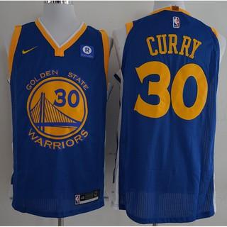 on sale db115 f6e65 2018 Original Nike NBA Golden State Warriors Stephen Curry #30 Blue  basketball jerseys S-XXL