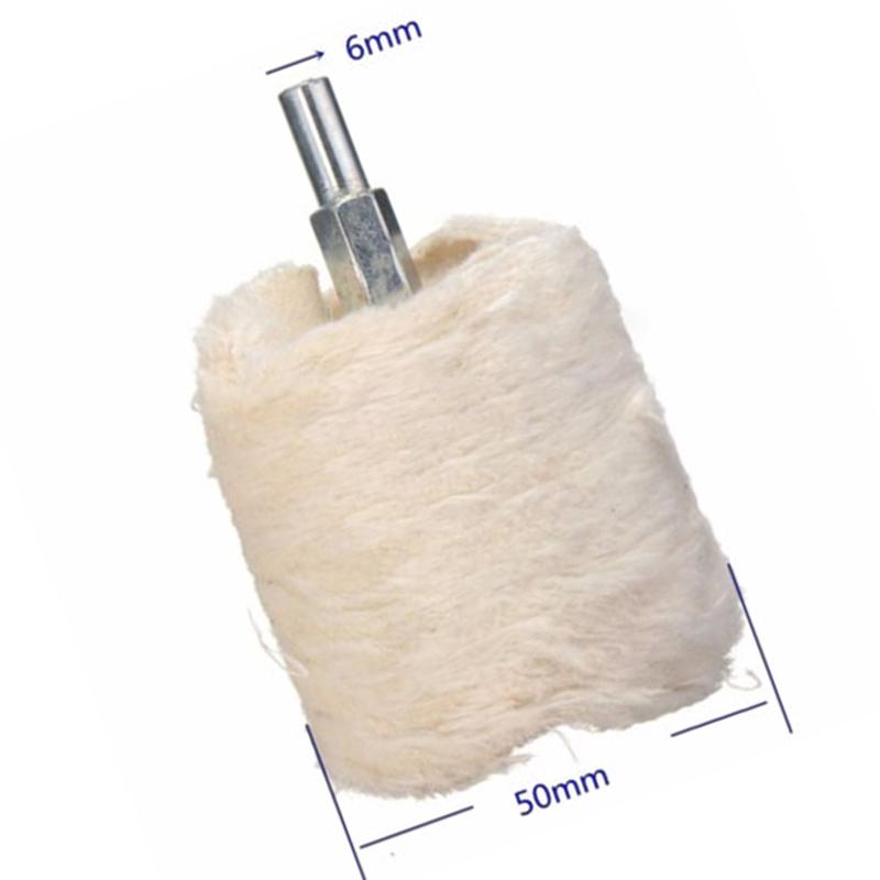 60mm Cotton Dome Polishing Mop
