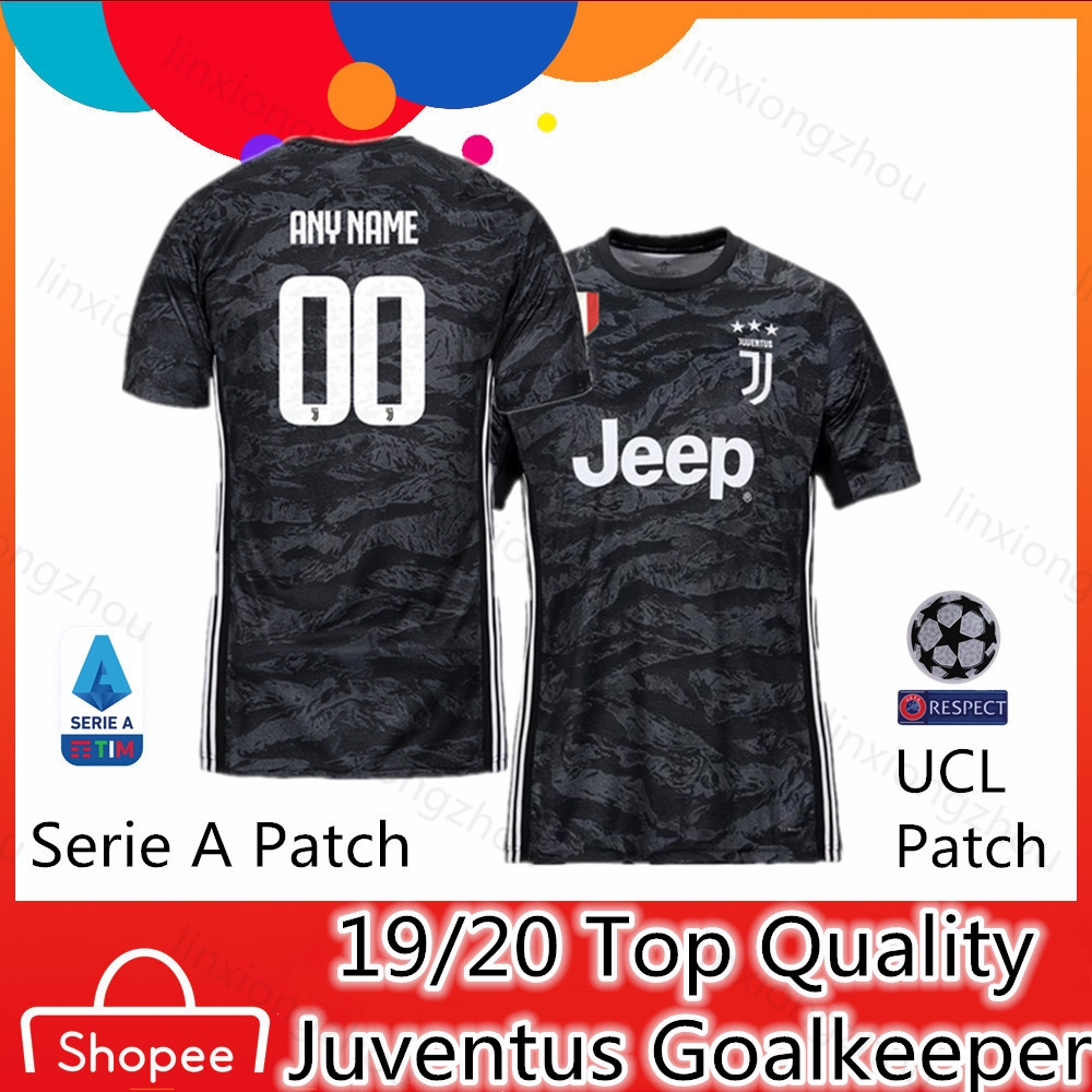 finest selection f0710 23572 19/20 Top Qualtiy Juventus Home goalkeeper jersey Football Jersey Soccer  Jersey