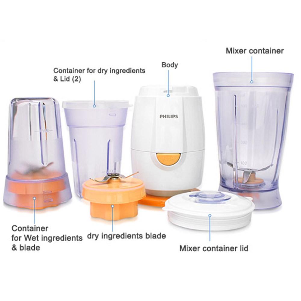 PHILIPS Collection Blender / mini blender HR-2860 Juicer