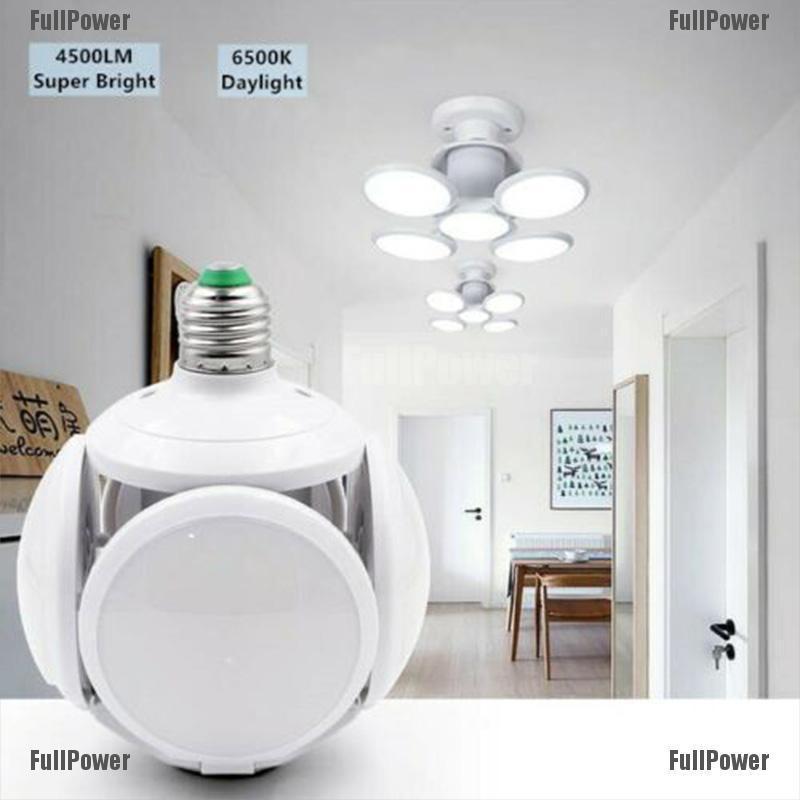 Super Bright Led Bulb Deformable Garage