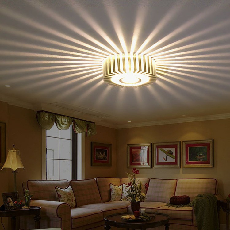 Decorative Ceiling Light And, Living Room Ceiling Lamp Shades