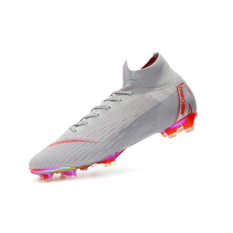 409af1354 Nike Flyknit Mercurial Superfly VI 360 Elite FG Football shoes Soccer  shoes36-45