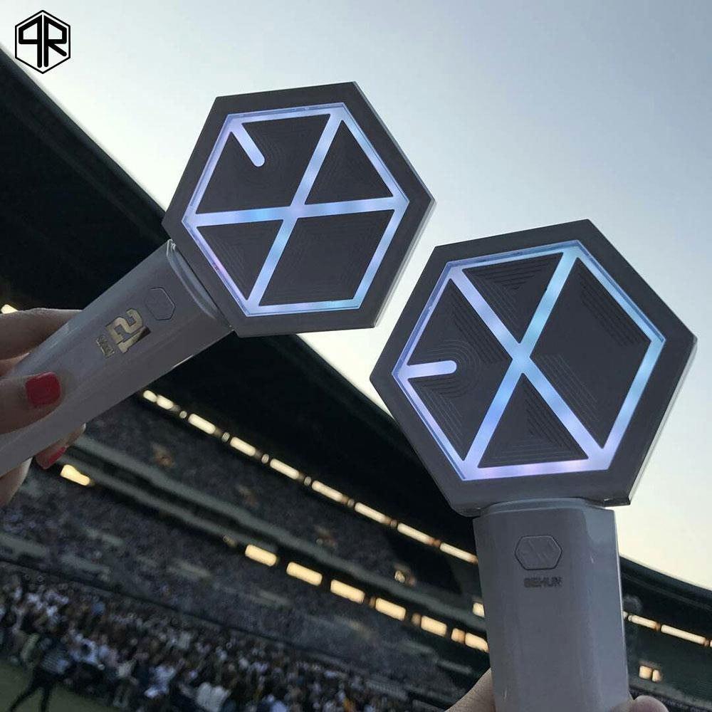KPOP EXO Light Stick Ver. 3.0 Sehun Chanyeol DO Lamp Glow Lightstick Gifts   Shopee Singapore
