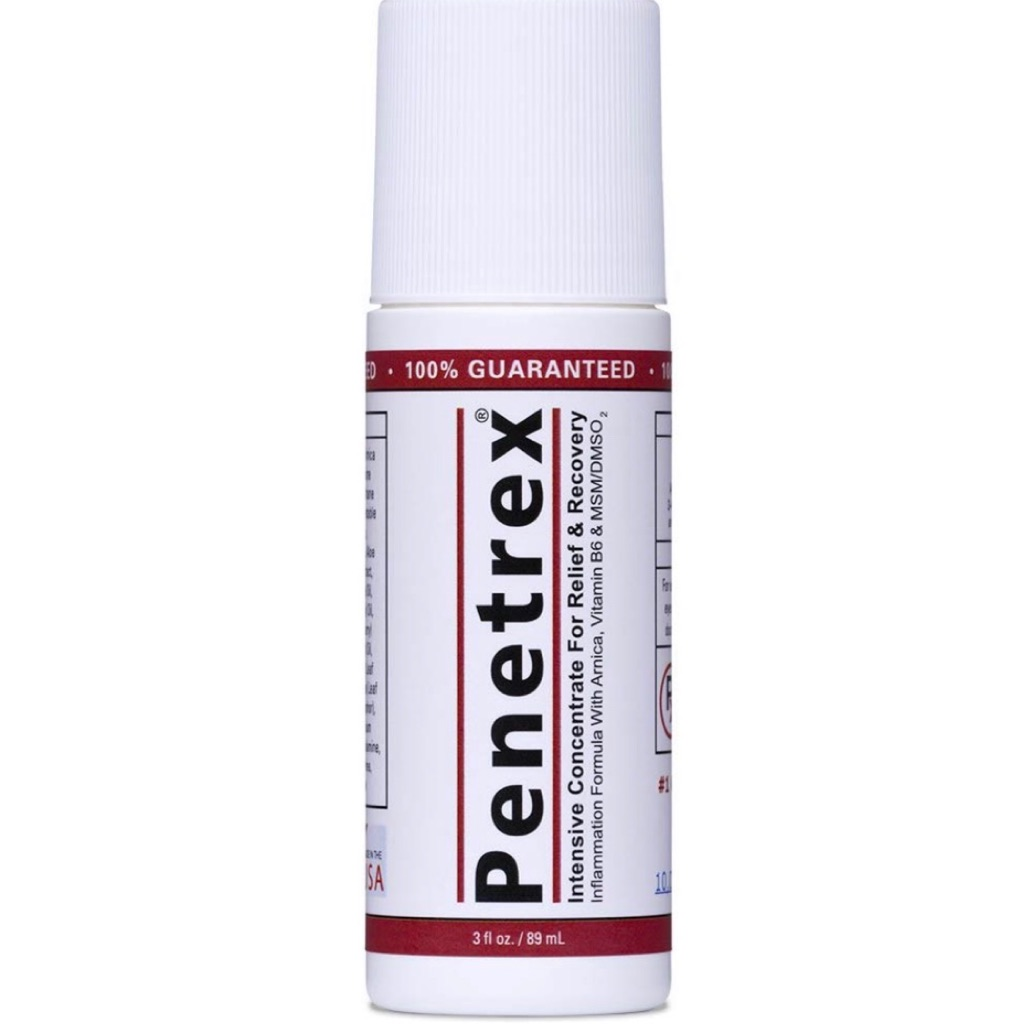 Penetrex Pain Relief Roll-On [3 Oz] – Effective on its own