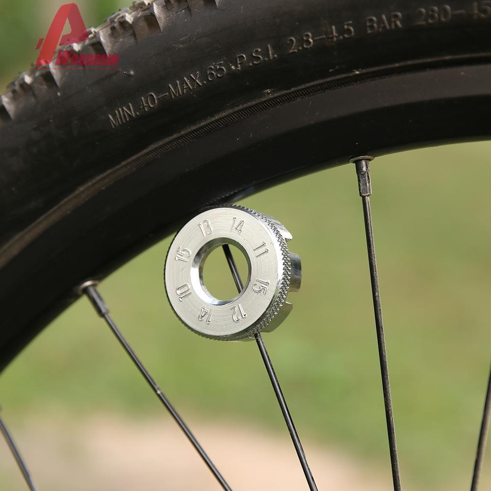 MTB Bike Spoke Nipple Key Wheel Rim Wrench Spanner Bicycle Repair Tool