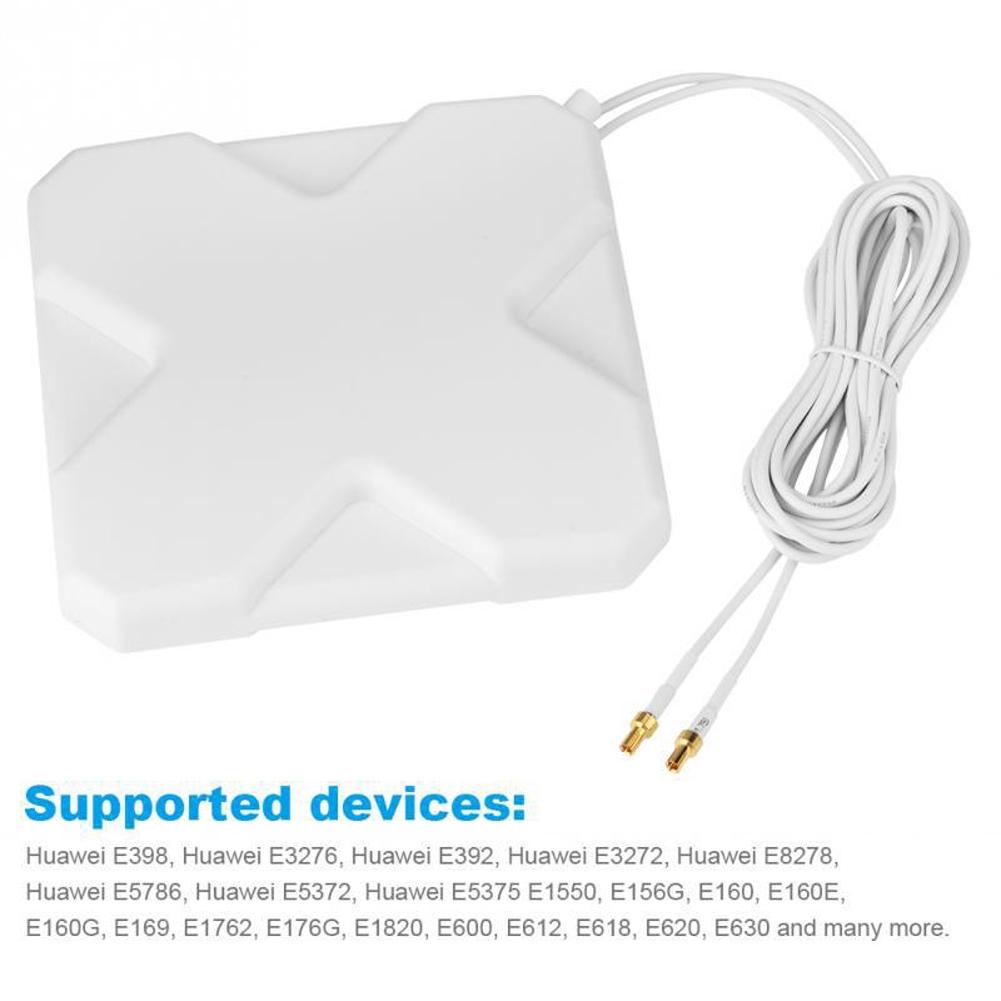 Enhanced Signal Stable 35DBI 4G Mobile Network Mini Home WiFi Antenna