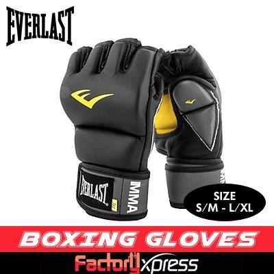 MMA kick boxing martial arts 1 pair Everlast Blocking Glove Mitts boxing