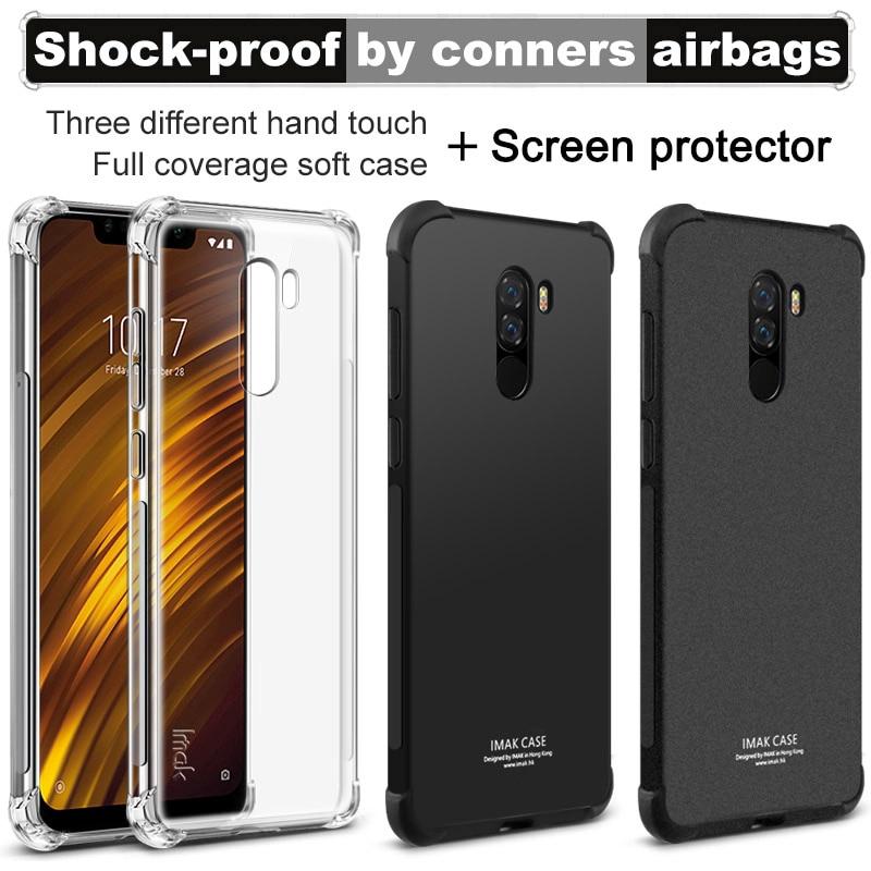 Nillkin Super Frosted Shield Matte cover case for Xiaomi Poco F1 (Pocophone F1) | Shopee Singapore